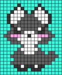 Alpha pattern #41210 variation #54201