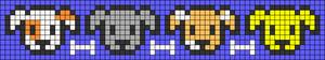 Alpha pattern #41028 variation #54205