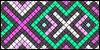 Normal pattern #29406 variation #54282