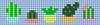 Alpha pattern #41258 variation #54310