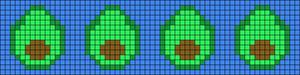 Alpha pattern #41423 variation #54340