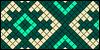 Normal pattern #34501 variation #54352