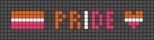 Alpha pattern #30993 variation #54417