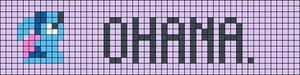 Alpha pattern #11985 variation #54452