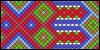 Normal pattern #24111 variation #54553
