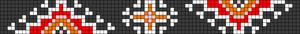 Alpha pattern #39727 variation #54632