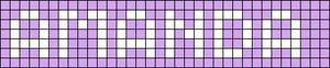 Alpha pattern #2361 variation #54845