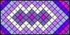 Normal pattern #13460 variation #54966