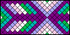 Normal pattern #25018 variation #54988