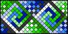 Normal pattern #29843 variation #55064