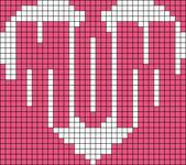 Alpha pattern #18578 variation #55080