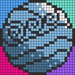 Alpha pattern #22436 variation #55218