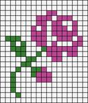 Alpha pattern #39182 variation #55245