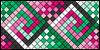 Normal pattern #29843 variation #55248
