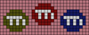 Alpha pattern #41650 variation #55349
