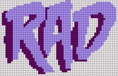 Alpha pattern #41648 variation #55384