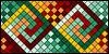 Normal pattern #29843 variation #55443