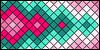 Normal pattern #18 variation #55582
