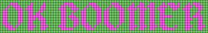 Alpha pattern #30272 variation #55636