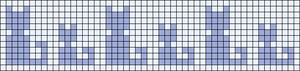 Alpha pattern #35480 variation #55654