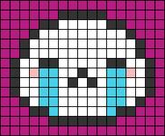 Alpha pattern #32693 variation #55708