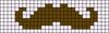 Alpha pattern #9186 variation #55726