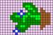 Alpha pattern #26621 variation #55761