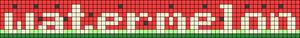 Alpha pattern #41693 variation #55769