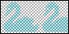 Normal pattern #17110 variation #55831