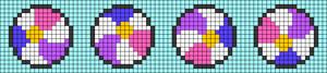 Alpha pattern #41839 variation #55972
