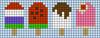 Alpha pattern #39694 variation #56013