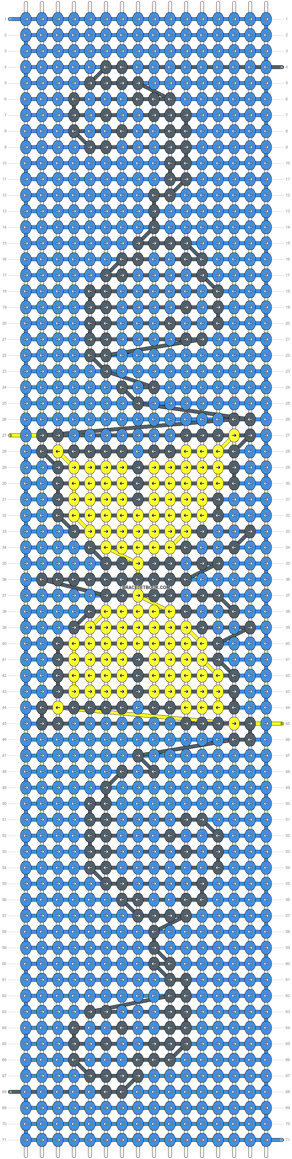 Alpha pattern #23861 variation #56030 pattern