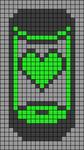 Alpha pattern #33842 variation #56050