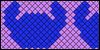 Normal pattern #16305 variation #56307