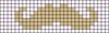 Alpha pattern #9186 variation #56514