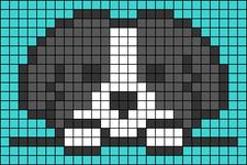 Alpha pattern #39788 variation #56531