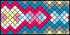 Normal pattern #39601 variation #56591
