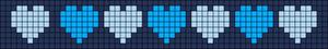Alpha pattern #30565 variation #56636