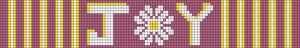 Alpha pattern #42015 variation #56640