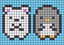Alpha pattern #41721 variation #56708