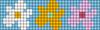 Alpha pattern #35808 variation #56812