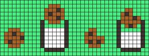 Alpha pattern #40660 variation #56884