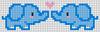 Alpha pattern #16252 variation #56946