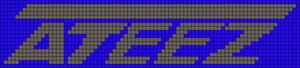 Alpha pattern #39922 variation #56988