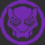 Alpha pattern #35381 variation #57104