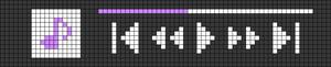 Alpha pattern #42016 variation #57165