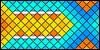 Normal pattern #29554 variation #57301