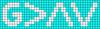 Alpha pattern #41855 variation #57347