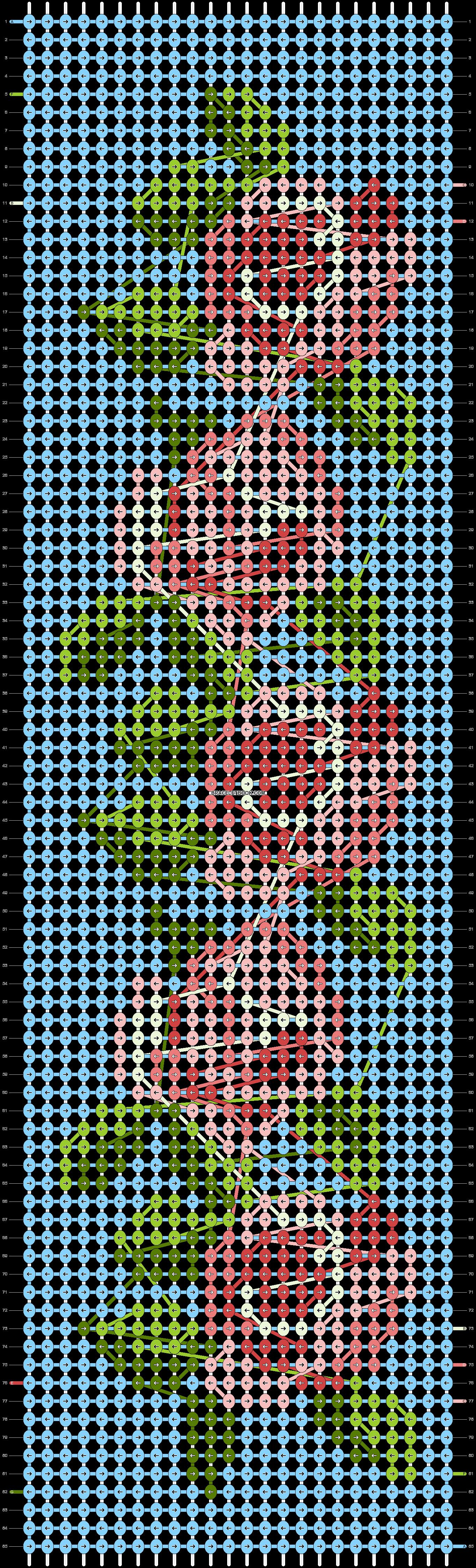Alpha pattern #42353 variation #57452 pattern