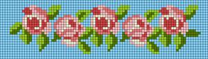 Alpha pattern #42353 variation #57452